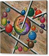Orbital Ker Plunk  Canvas Print