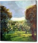 Orchard Canvas Print