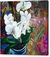 Orchid You Canvas Print