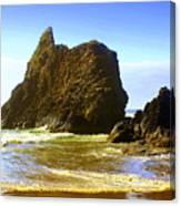 Oregon Coast 16 Canvas Print