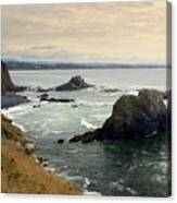 Oregon Coast 17 Canvas Print