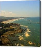 Oregon Coast Oo61 Canvas Print