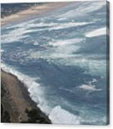 Oregon Coastline Canvas Print