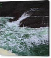 Oregon Ocean Pool Canvas Print