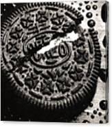 Oreo Cookie Canvas Print