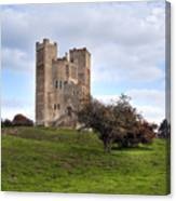 Orford Castle - England Canvas Print