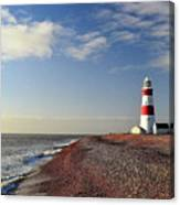 Orford Ness Lighthouse Canvas Print