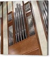 Organ Pipes Canvas Print