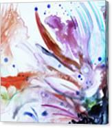 Organic 3 Canvas Print