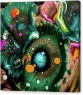 Organic Abstract 3 Canvas Print