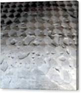 Organic Vs Geometric Canvas Print