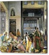 Orientalism Canvas Print