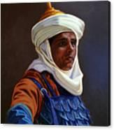 Orientalist 01 Canvas Print