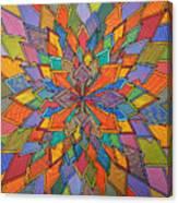 Orientation Canvas Print