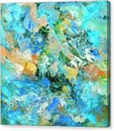 Orinoco Canvas Print