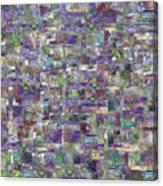 Orion's Quilt Canvas Print