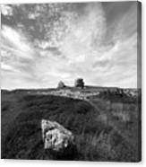 Orme Rocks Canvas Print