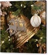 Ornament 240 Canvas Print
