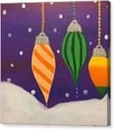Ornaments Canvas Print