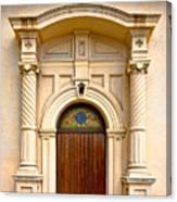 Ornate Entrance Canvas Print