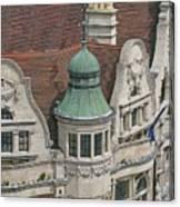 Ornately Oxford Canvas Print