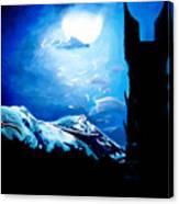 Orthanc Rescue Canvas Print