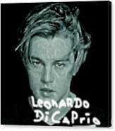 Oscar Goes To Leonardo Di Caprio Canvas Print