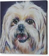 Oscar II Canvas Print