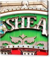 O'sheas Las Vegas Canvas Print