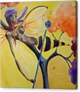 Oshun Orisha Of Love Canvas Print