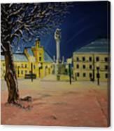 Osijek Canvas Print