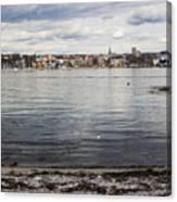 Oslo Waterfront Canvas Print