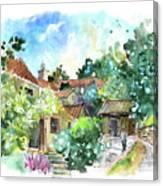 Osmotherley 01 Canvas Print