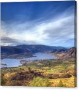 Osoyoos Lake Canvas Print