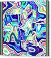 Otak Sakit Mental 2001-2005 Canvas Print