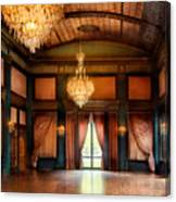 Other - The Ballroom Canvas Print