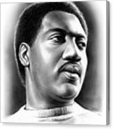 Otis Redding Canvas Print