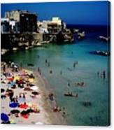 Otranto Puglia Italia Canvas Print