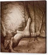 Otsiningo Park Binghamton Ny Canvas Print