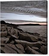 Otter Cliffs Dawn #5 Canvas Print