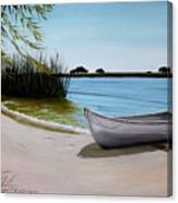 Our Beach Canvas Print