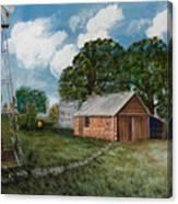 Our Family Farm Canvas Print