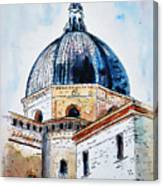 Our Lady Of Loreto I Canvas Print