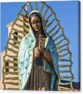 Our Mother Of Guadalupe Canvas Print