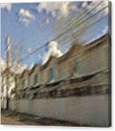 Our Neighborhood Canvas Print