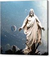 Our Savior And Our Creator Canvas Print