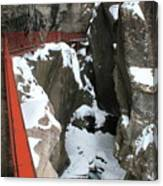 Ouray Catwalk Canvas Print