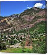 Ouray, Colorado Canvas Print