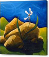 Out From Under A Rock Canvas Print