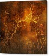 Out Of Eden Canvas Print